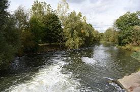 La Rivière de la Seille