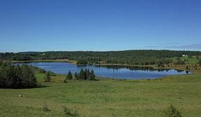 Le lac de Bellefontaine